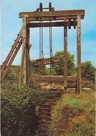 Angleterre        H362        Shrewsbury.guillotine Lock Gate On The Shrewsbury Canal Near Hadley - Shropshire