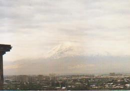 Arménie        H1        Le Mont Ararat Vu D'Erevan - Arménie