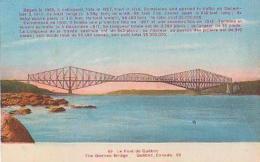 Canada        98        Le Pont De Québec - Quebec