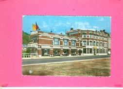 CP.  CHAUDFONTAINE.  HOTEL DE LA  SOURCE. Angle Haut Gauche Un Peu Abimé - Chaudfontaine