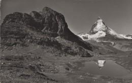 Suisse - Riffelsee Ob Zermatt - 1956 - VS Valais