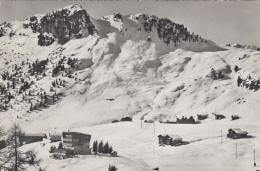 Suisse - Riederalp - Hotel Alpenrose Mit Riederhorn - 1970 - VS Valais