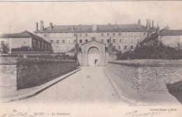 Cp , 41 , BLOIS , Le Séminaire - Blois