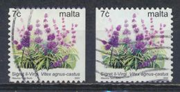°°° LOT MALTA - Y&T N°1279/79A - 2003 °°° - Malte