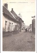 Geraardsbergen (Grammont)-1910-La Porte D' Audenarde-Oudenaarde-édit. A.D.F.-pas Courante - Geraardsbergen