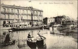 34 - CETTE - Pêche à La Daurade - Sete (Cette)
