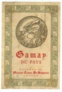 Rare // Gamay Du Pays, Maurice Cossay St.Saphorin, Vaud // Suisse - Etiquettes