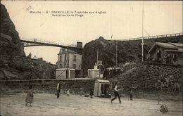50 - GRANVILLE - Tranchée Aux Anglais - Tennis - Granville