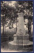 72 SOLESMES Guerre Mondiale 1914-18, Le Monument Macarez Dont Le Buste A été Enlevé Par Les Allemands - Solesmes
