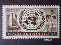 Moluques Du Sud (Maluku Selatan) - Sellos