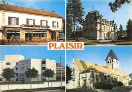 78-PLAISIR - MULTIVUES - - Plaisir