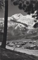 Suisse - Saas-Fee - Alphubel - 1957 - VS Valais