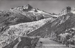 Suisse - Rhonegletscher Mit Hotel Belvédère - VS Valais