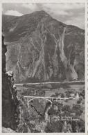 Suisse - Route De Salvan Et Pont Du Gueuroz - 1959 - VS Valais