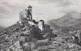 Suisse - Sion - Château De Valère Vue Est - VS Valais