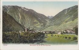 Suisse - Martigny Et Le Col De Forclaz - VS Valais