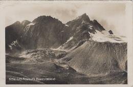 Suisse - Arolla - Val D'Hérens - Les Aiguilles Rouges - VS Valais