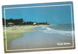 PLAYA PUNTA GOLETA - REPUBBLICA DOMINICANA  -  VIAGGIATA - (1008) - Cartoline