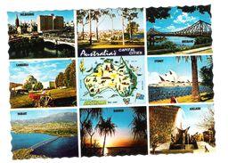 AUSTRALIAS - CAPITAL CITIES   - (1023) - Australia
