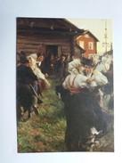 ANDERS ZORN. MIDSOMMARDANS. MIDSUMMER DANCE.  1436a - Peintures & Tableaux