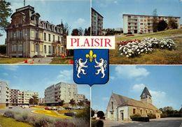 78-PLAISIR- MULTIVUES - Plaisir
