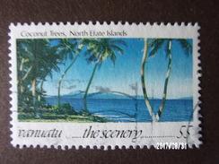 N°926 Michel - Cocotiers - Vanuatu (1980-...)