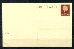 """6250 - NIEDERLANDE - Postautomation - Ganzsache P 259 Y - Versuchspostkarte """"Gouda"""" Mit Fluor. Balken - Mi. -.- - Postal Stationery"""
