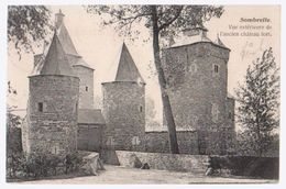 Cpa Sombreffe  1920 - Sombreffe