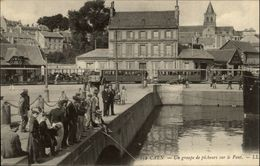 14 - CAEN - Tramway - Peche à La Ligne - Caen