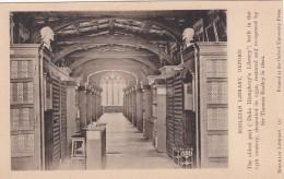England Oxford Bodleian Library