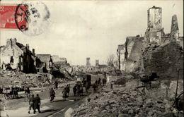 14 - CAEN - Bombardements - Rue De Vaucelles - Caen
