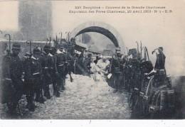 France Dauphine Convent De La Grande Chartreuse Expulsion Des Peres Chartreux - France