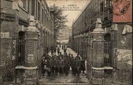 14 - LISIEUX - Maison Du Peuple - Usine Bertin - Lisieux