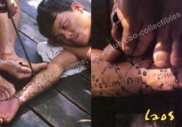 CPM - Tatouage - Tatoo - Laos - Laos