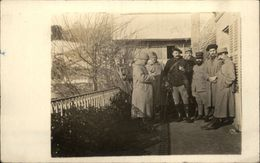 MILITARIA - Guerre 14-18 - CARTE PHOTO - Chasseur Alpin - Guerre 1914-18
