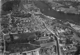 78-BONNIERES-VUE  AERIENNE - Bonnieres Sur Seine