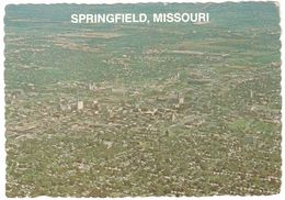 Springfield - Missouri - Aerial View - Springfield – Missouri