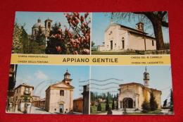 Como Appiano Gentile Le Chiese 1989 - Como