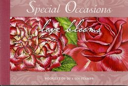 AUSTRALIA, 2008. Booklet 378, Love Blooms - Booklets