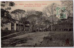 607. TONKIN -  Tuyen-Quang - Entrée Des Casernes Dans L'Intérieur De La Citadelle (Viêt-Nam) - Viêt-Nam