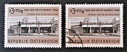 JOUNEE DU TIMBRE 1963 - NEUF ** + OBLITERE - YT 982 - MI 1144 - 1945-.... 2nd Republic