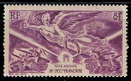 Africa Occidental Francesa Aereo 04 ** MNH. 1946 - Nuevos