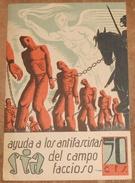 SIA Ayuda A Los Antifascitas Del Campo Faccioso - Ereignisse