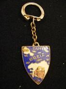 Ancien Porte Clefs Tahiti Breizh   Ins6 - Key-rings