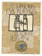 Rare // St.Saphorin, Eys Rueyres, Cave De L'hopital Vevey, Vaud // Suisse - Etiquettes