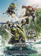 """NINJA TURTLES 2 "" AFFICHE ORIGINALE GRAND FORMAT - Posters"