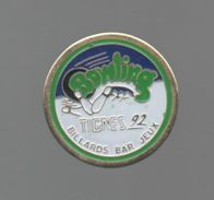 PINS PIN´S BOWLING TIGNES 92 21 MMS - Bowling