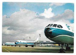 Compagnie D'affrêtement EtTransports Aériens CATAIR.pistedu Bourget, Aéroport De Paris - 1946-....: Moderne