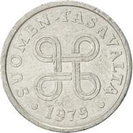 Finlande, 5 Pennia, 1979, TTB, Aluminium, KM:45a - Finlande