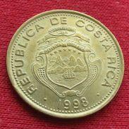 Costa Rica 100 Colones 1998 KM# 230a - Costa Rica